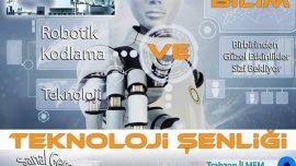 Trabzon Bilim ve Teknoloji Şenliği 9-10-11 Ekim 2018