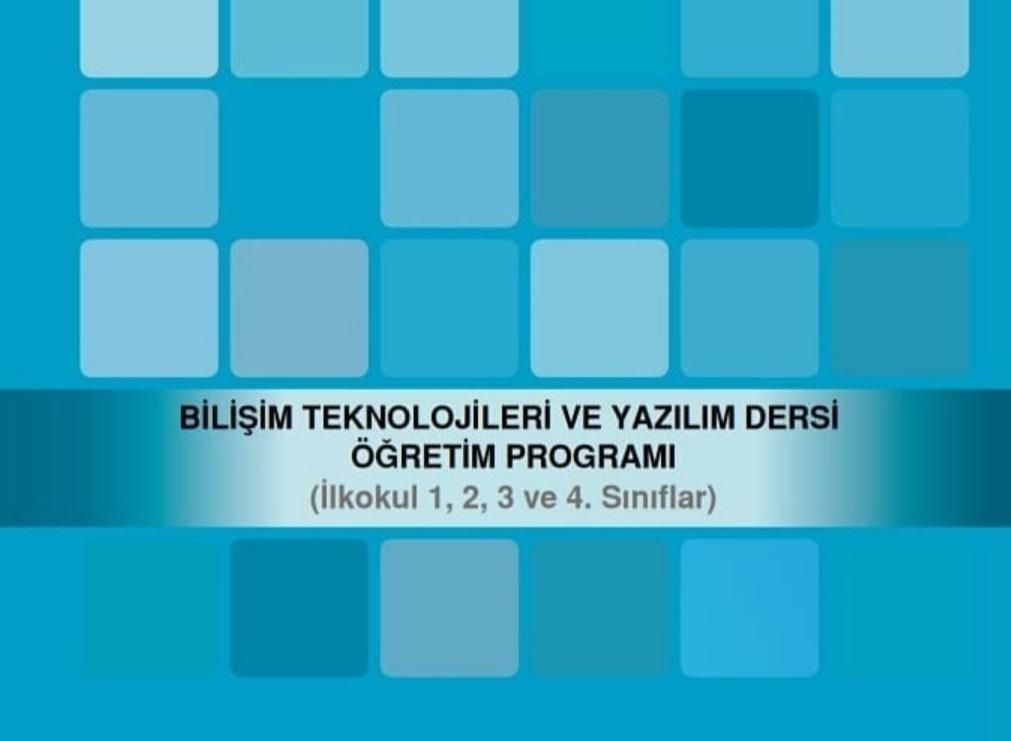 Photo of Bilişim Teknolojileri ve Yazılım Dersi (İlkokul 1, 2, 3 ve 4. Sınıflar) Öğretim Programı
