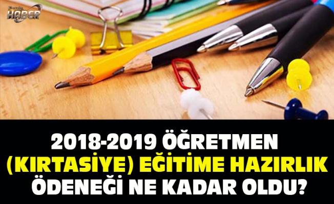 Photo of 2018 – 2019 Öğretmen Eğitime Hazırlık Ödeneği Kaç TL Oldu?