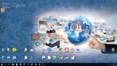 Faz-2 Etkileşimli Tahta İntel-AMD Windows 8.1 ve Windows 10 İmajları