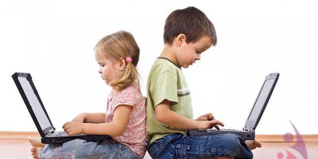Bilgisayar ve İnternet Bağımlılığının Çocuk Üzerine Etkileri