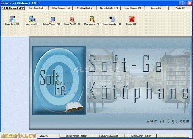 Photo of Okul Kütüphane Programı SOFT-GE Kütüphane