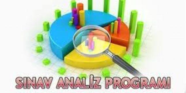 Ortaokullar İçin Kazanım Merkezli Sınav Analiz Programı (Excel Dosyası)