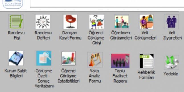 Rehberlik Servisi Bilgi İşletim Sistemi (RESBİS) V.2