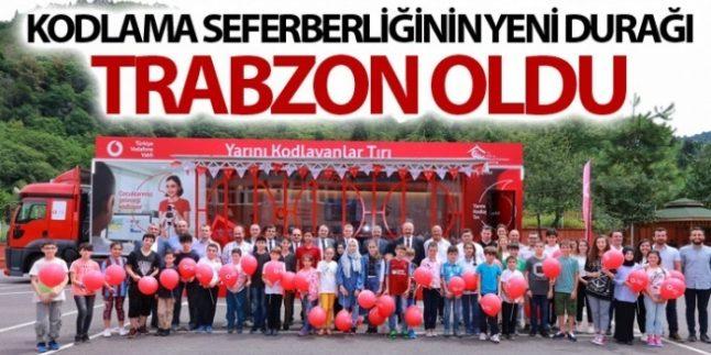 Kodlama Seferberliğinin Yeni Durağı Trabzon Oldu
