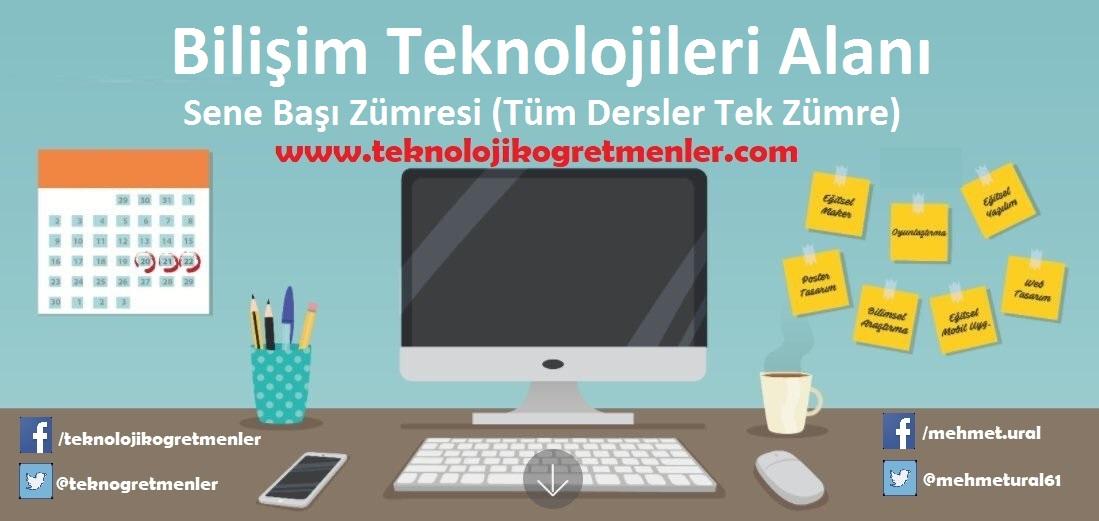 Photo of 2018-2019 Eğitim Öğretim Yılı Bilişim Teknolojileri Alanı Sene Başı Zümresi (Tüm Dersler Tek Zümre)