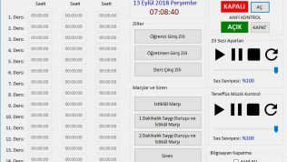 Mertinko Soft – Okul Zil Pro v4.5