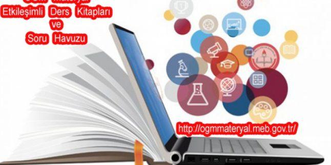 MEB Ortaöğretim Genel Müdürlüğü Materyal Sistemi Hazırladı