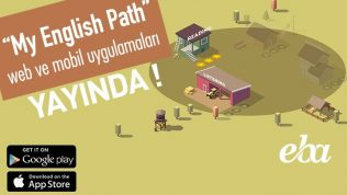 """""""My English Path"""" EBA'da yayımda!"""