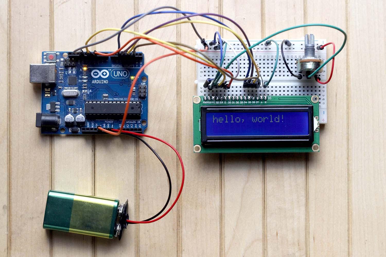 Photo of Arduino ile 16×2 LCD Ekran (Kurulum ve Programlama Rehberi)
