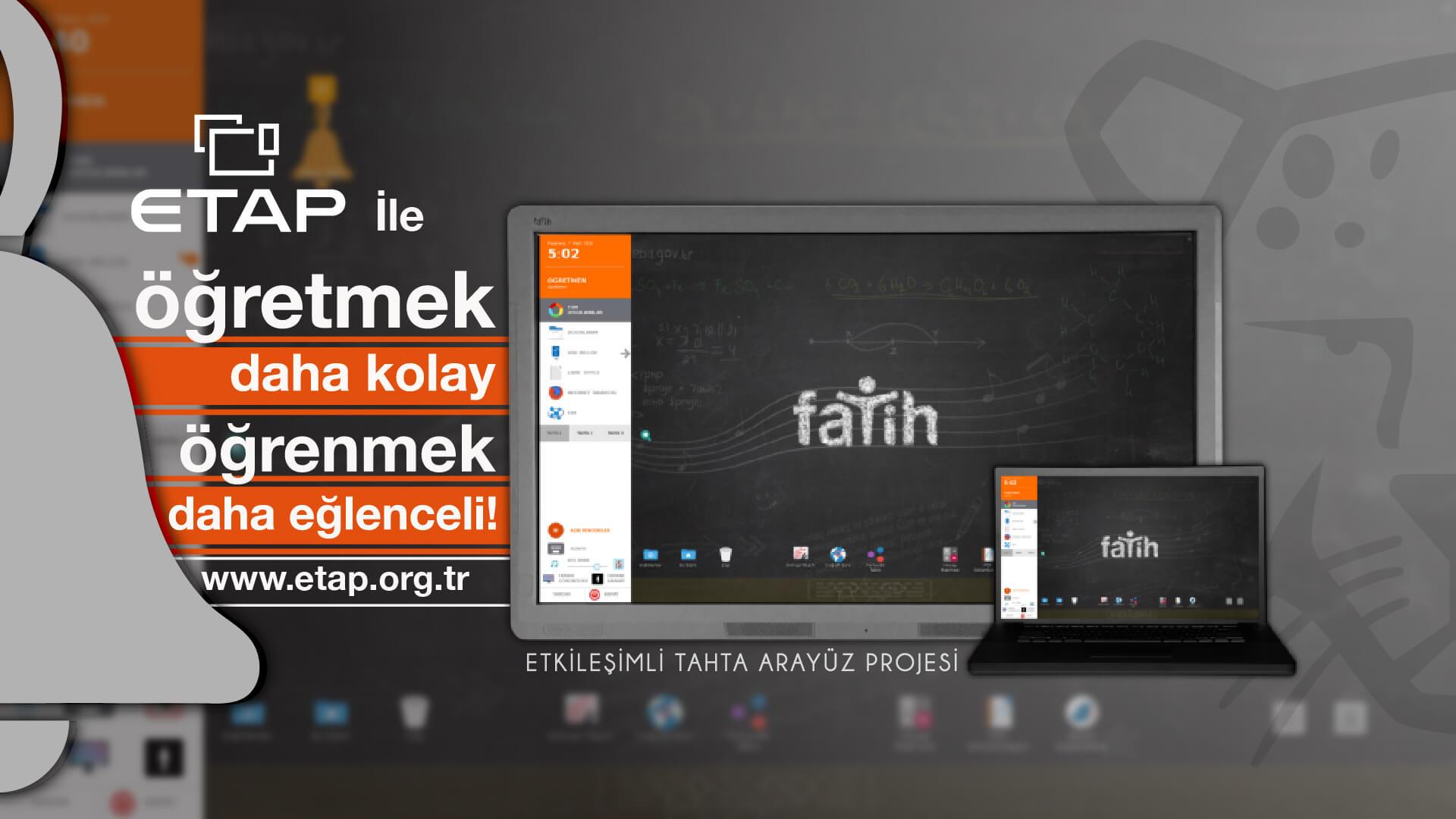 Photo of Pardus ETAP – Etkileşimli Tahta Arayüz Projesi Tüm Dokümanlar