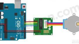 Arduino ile Step Motor Kontrolü
