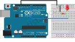 Arduino ile Led Yakıp Söndürme (Blink)