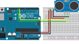 Arduino ile HC-SR04 Ultrasonik Mesafe Sensörü Kullanımı
