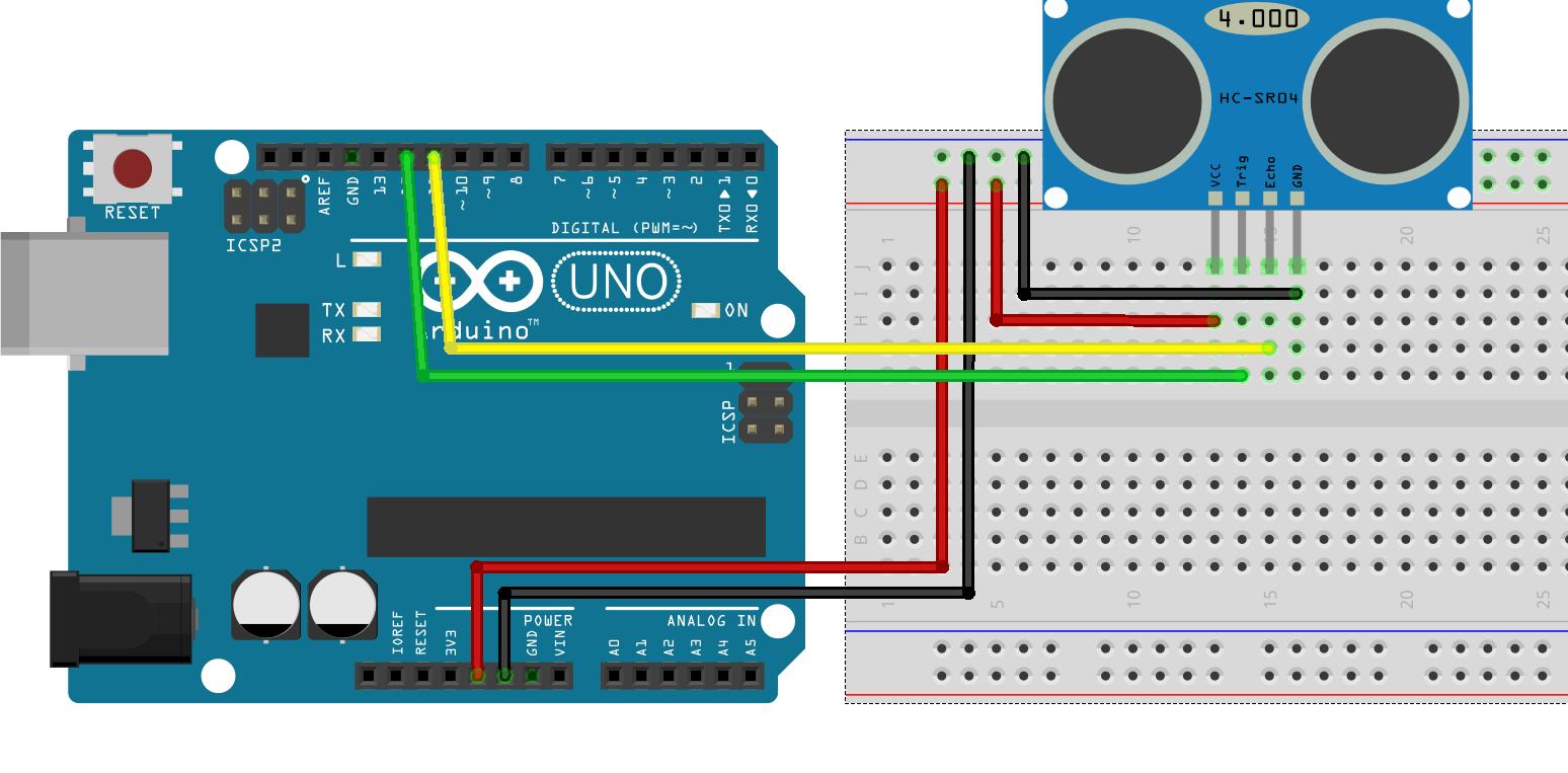 Photo of Arduino ile HC-SR04 Ultrasonik Mesafe Sensörü Kullanımı