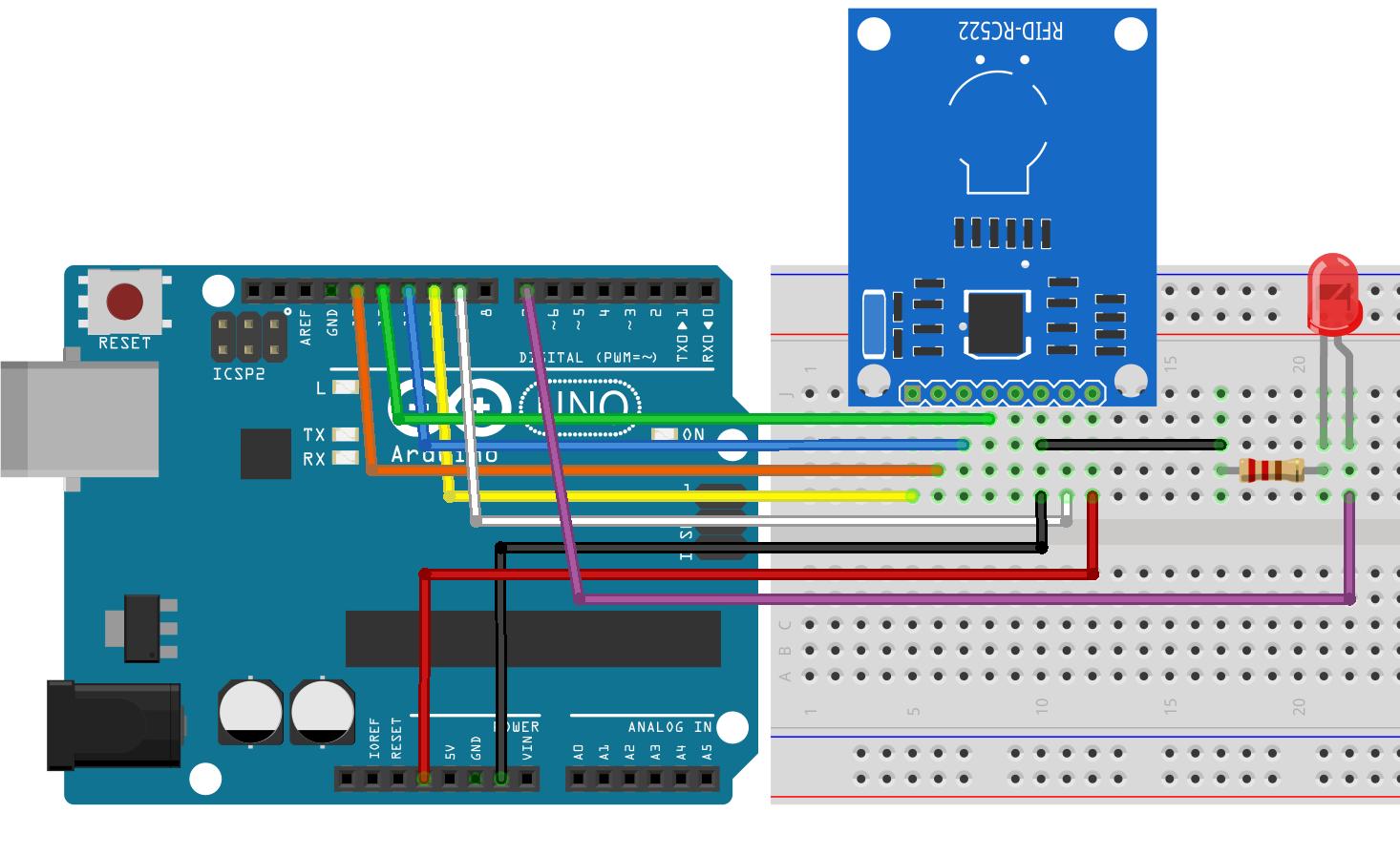 Photo of Arduino ile RC522 RFID Modül Kullanımı