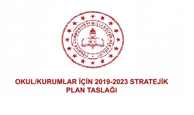 Photo of Okullar İçin 2019-2023 Stratejik Plan Örnekleri