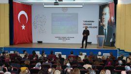 """""""TASARIM BECERİ ATÖLYELERİ"""" İÇİN ÖĞRETMEN EĞİTİMİ"""