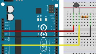Arduino ile NTC Kullanarak Sıcaklık Ölçümü