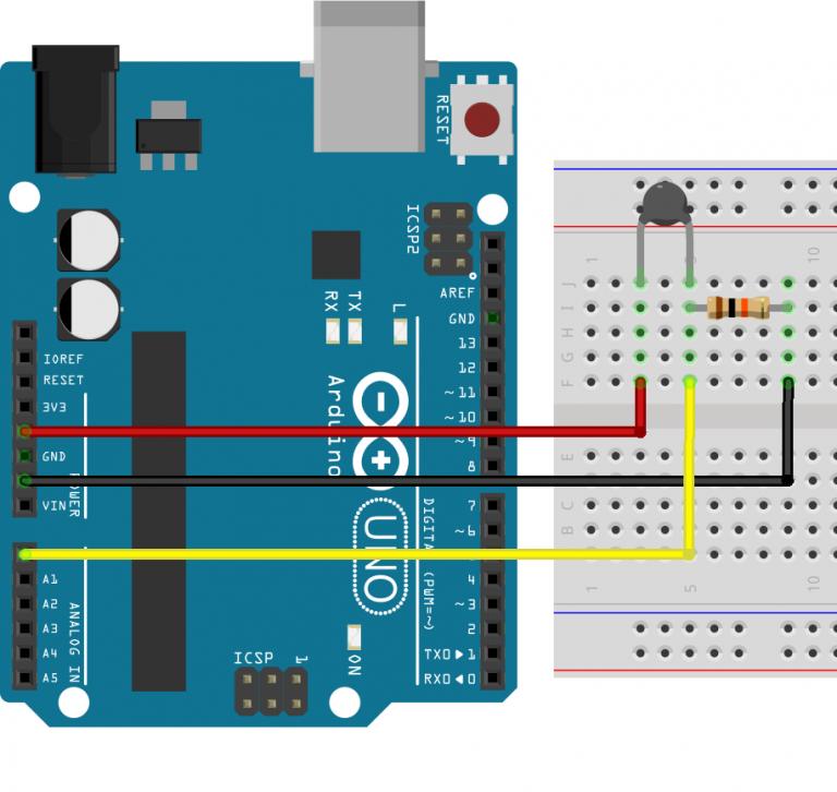 Photo of Arduino ile NTC Kullanarak Sıcaklık Ölçümü