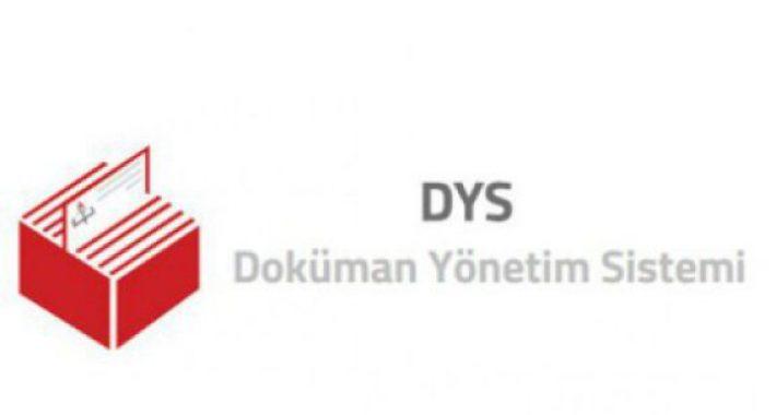 DYS Yazışma ve Olur Şablonları