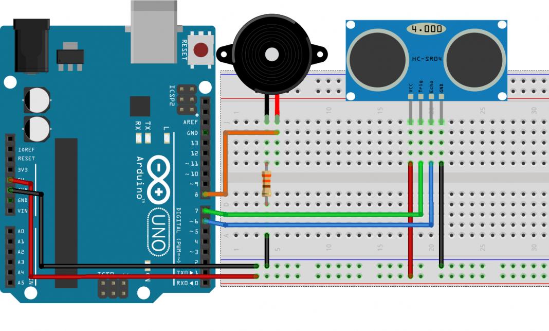 Photo of Arduino ile Basit Park Sensörü Yapımı