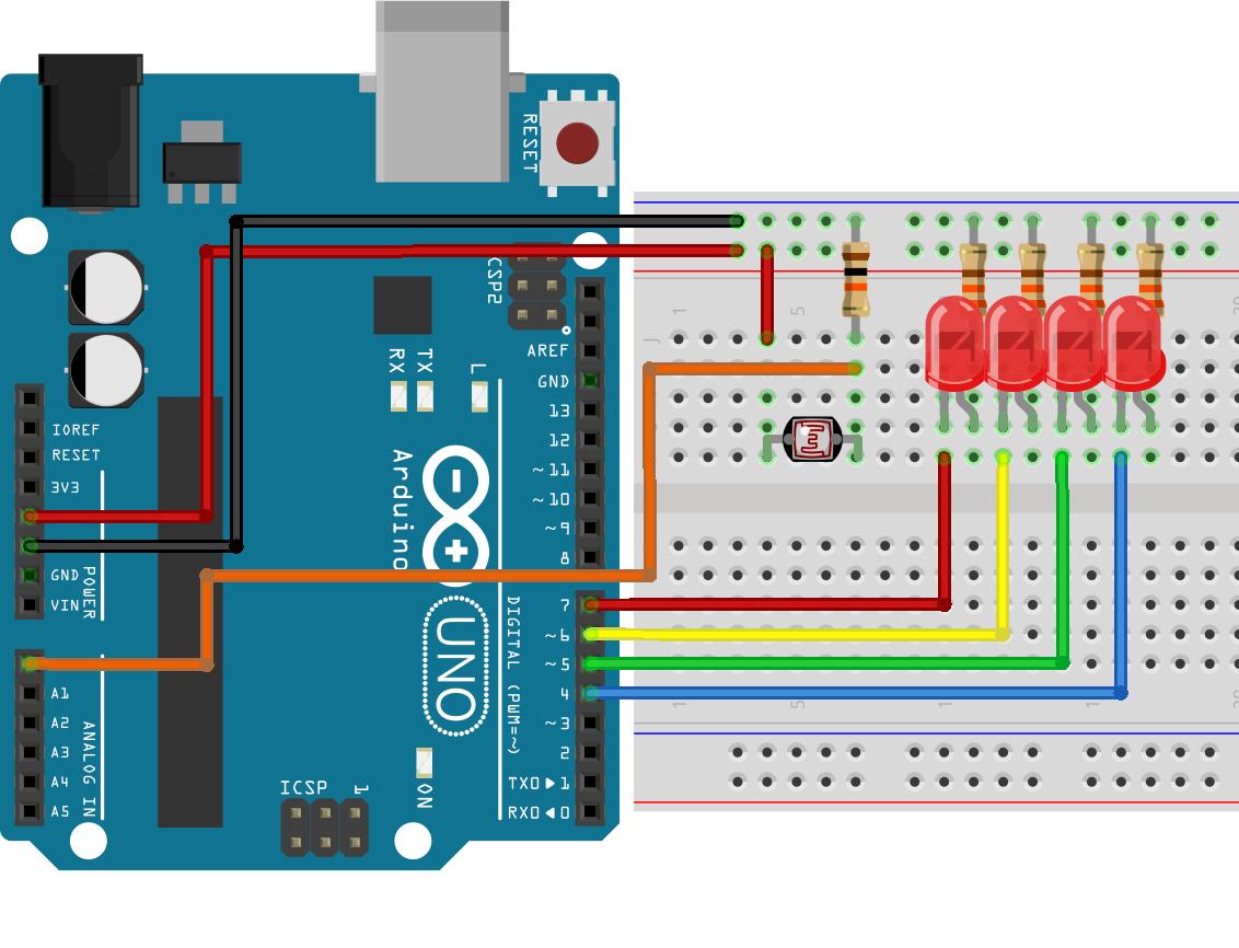 Photo of Arduino ile Işık Seviye Ölçümü