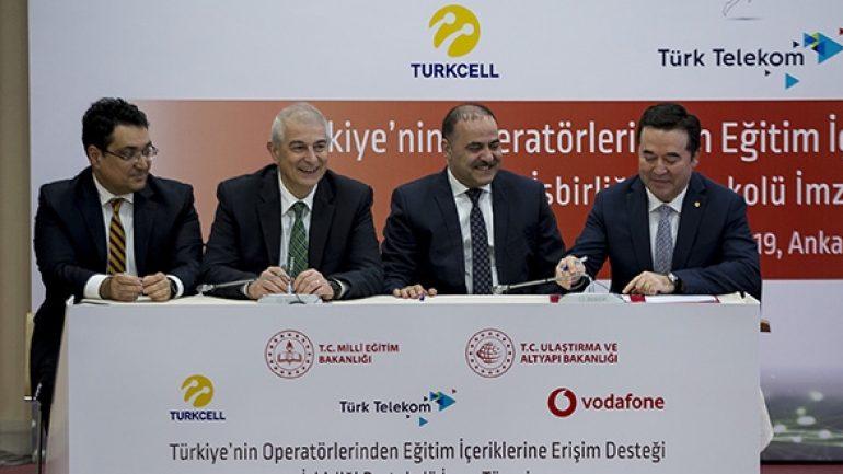 EBA, Mobil Operatörler Üzerinden Aylık 3 GB'ye Kadar Ücretsiz Olacak