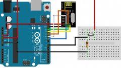 Arduino Uygulaması: NRF24L01 ile uzaktan kontrol