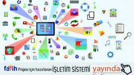FATİH Projesi Tabletleri İçin Hazırlanan İşletim Sistemi Yayında