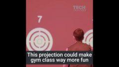 Teknoloji Seven Çocukların Hareket Kabiliyetini Artırmak için Geliştirilen Oyun