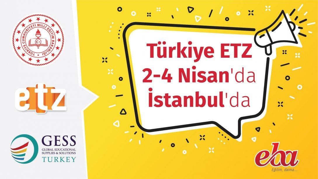 Photo of Türkiye Eğitim Teknolojileri Zirvesi 2-4 Nisan'da İstanbul'da…