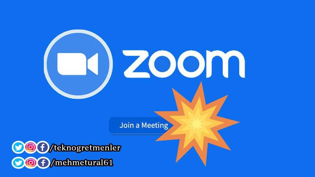 Photo of Zoom Uygulamasını Kullanırken Dikkat Edilmesi Gereken Bazı Hususlar.
