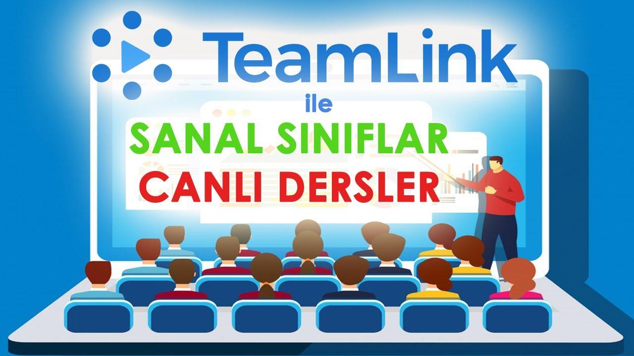 Photo of Teamlink Nedir? – Teamlink ile Canlı Ders Nasıl Yapılır?