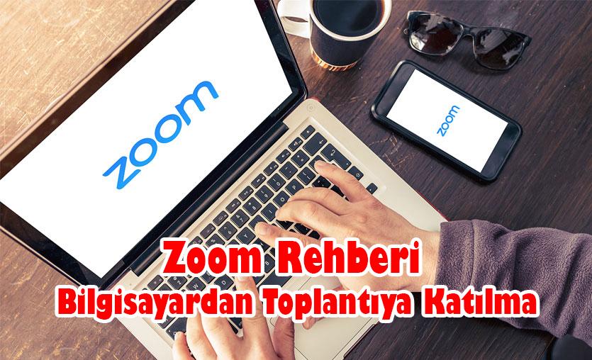 Photo of Bilgisayardan Zoom Toplantısına Katılma Adımları