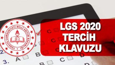 Photo of 2020 LGS Tercih Kılavuzu Yayımlandı