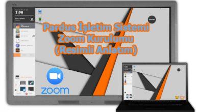 Photo of Pardus İşletim Sistemine Zoom Kurulumu