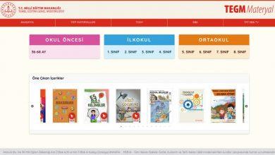 Photo of Temel Eğitim Genel Müdürlüğü Tüm Öğretim Materyallerini Yeni Web Sayfasında Yayına Sundu.