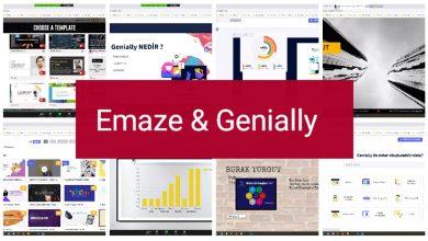 Photo of Web 2.0 Araçları | Emaze & Genially Kullanımı Videoları