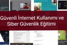 Photo of Güvenli İnternet Kullanımı ve Siber Güvenlik Eğitimi