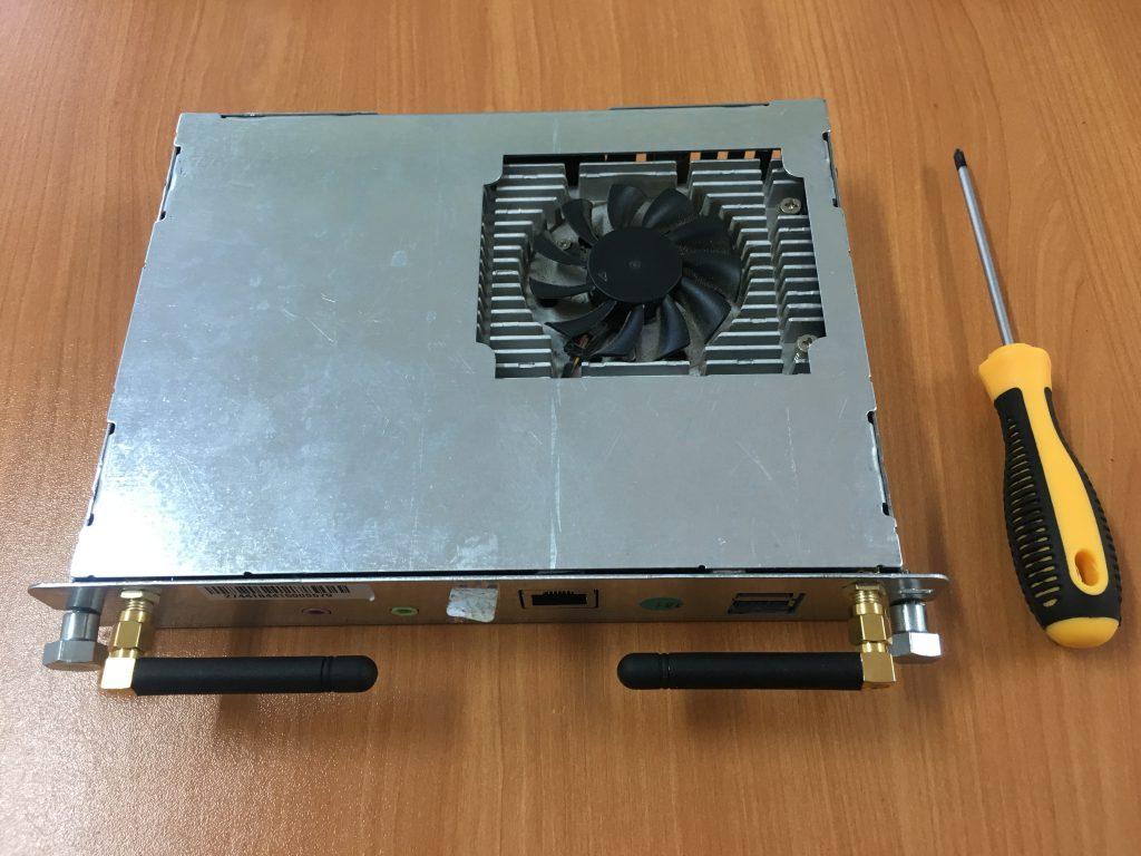 Faz-2 Etkileşimli Tahta BIOS Pili Değiştirme (Detaylı Anlatım)