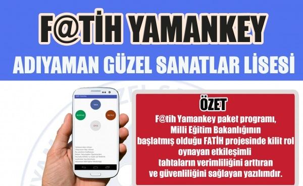 Photo of Fatih Yamankey – Etkileşimli Tahta Güvenlik ve Kilit Programı