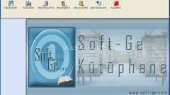 Okul Kütüphane Programı SOFT-GE Kütüphane