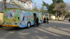 Okullara Atölyeler ve Gezici Otobüs Sınıflar Geliyor