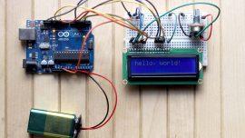 Arduino ile 16×2 LCD Ekran (Kurulum ve Programlama Rehberi)