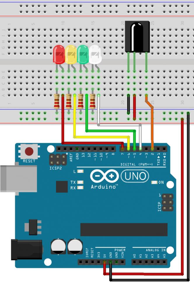 Photo of Arduino ile Kızılötesi Kumanda Kullanımı