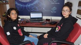Trabzon'da Öğrenciler Radyasyona Karşı Proje Geliştirdi