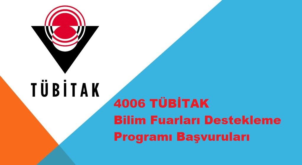 Photo of 4006 TÜBİTAK Bilim Fuarları Destekleme Programı Başvuruları Hk.