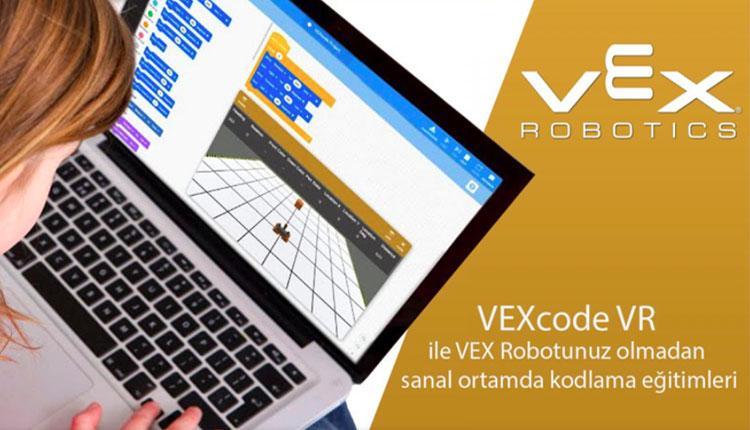 Photo of VEXRobotics'in Yeni Yazılımı #VEXCode VR Ile Öğrencilerinize Robot Olmadan Uzaktan Kodlama Öğretin.