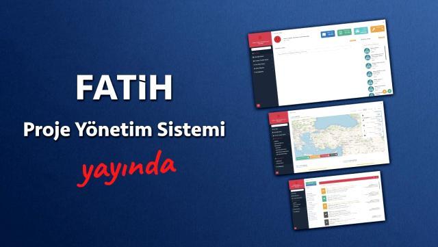 Fatih Projesi Yönetim Sistemi (Pys) Devreye Girdi…